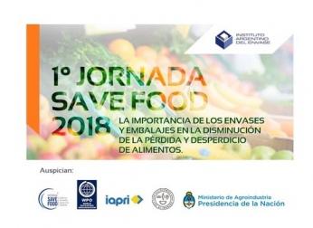 1° JORNADA SAVE FOOD