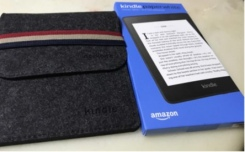 Kindle evoluciona...y su packaging no se queda atrás