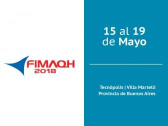 El Instituto Argentino del Envase en FIMAQH