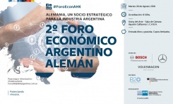 2do Foro Económico Argentino - Alemán