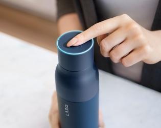 Innovador envase autolimpiante