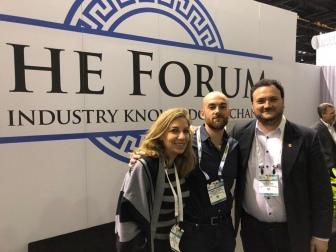 Participación en The Forum - Pack Expo 2018