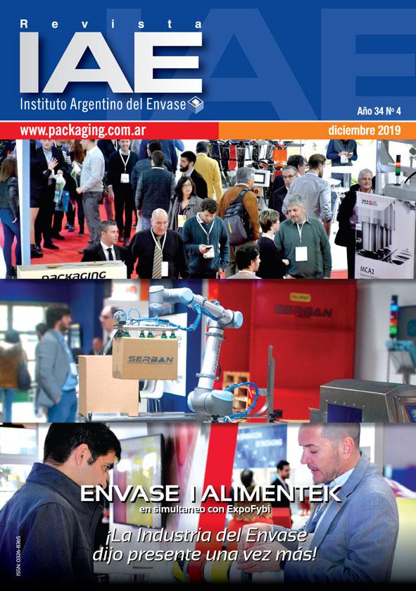 Envase Alimentek 2019, en simultáneo con ExpoFybi.