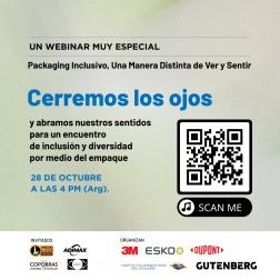 PACKAGING INCLUSIVO - UNA MANERA DISTINTA DE VER Y SENTIR
