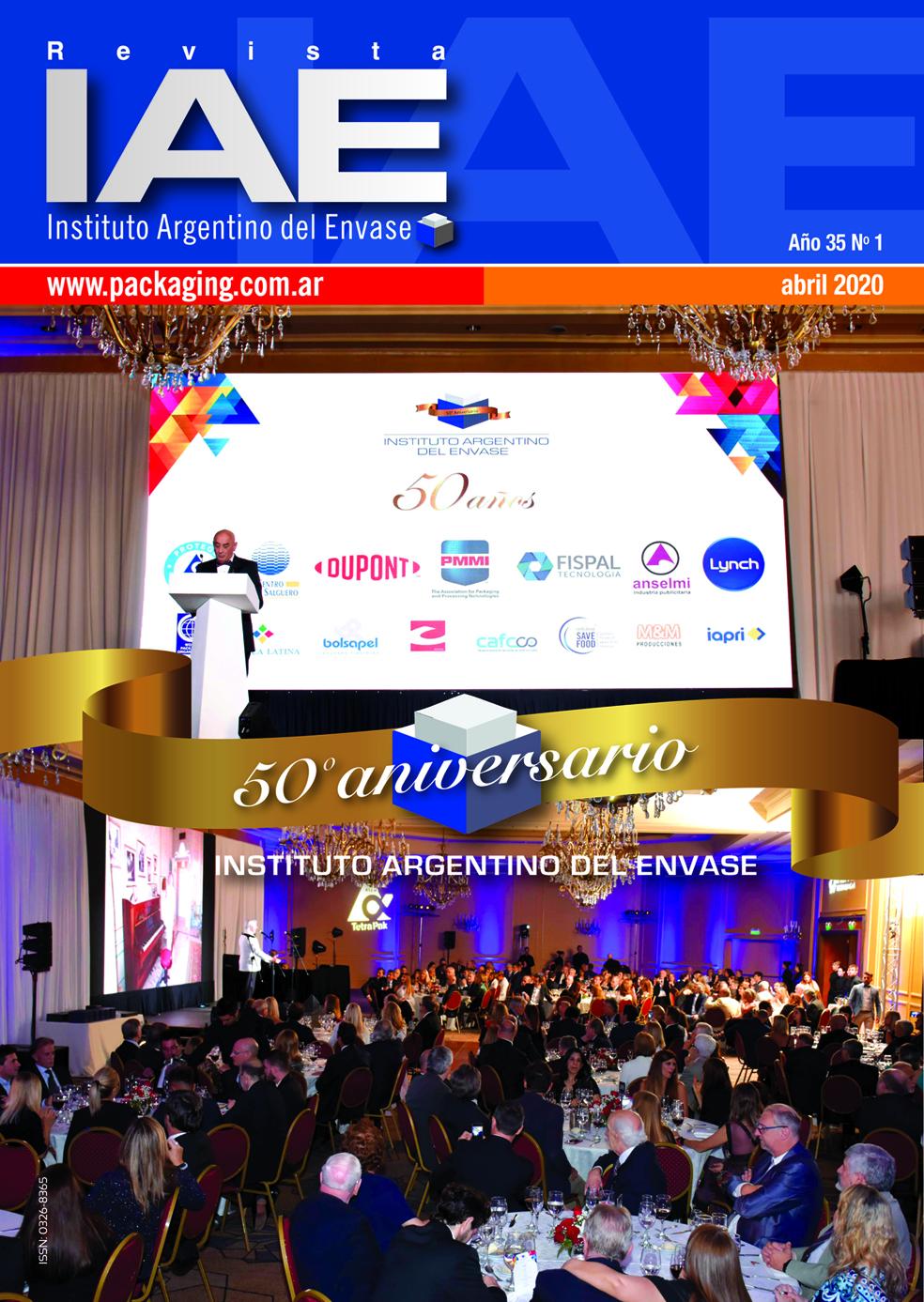 50 Aniversario del IAE
